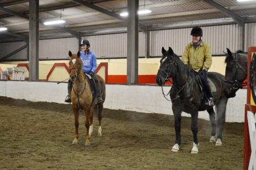 Riding club training 001