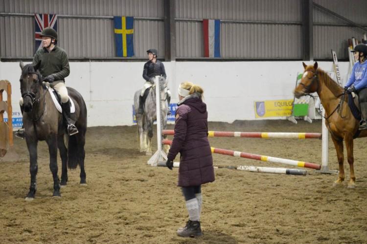 Riding club training 003